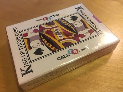 New Sealed Poker 100% Gold plated plastic Coated Playing Cards