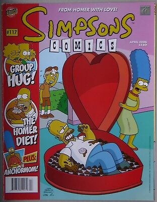 Simpsons Comics #117 Bongo Comics