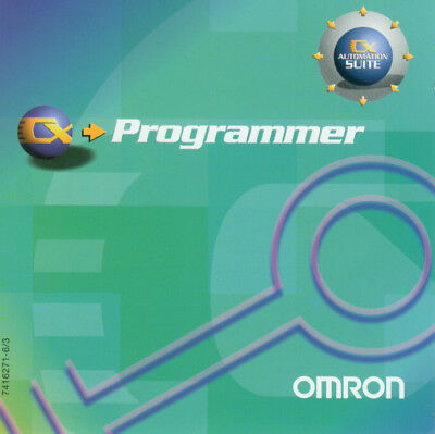 Industrial Controls PLC software OMRON CX Programmer v2.0 Bradley Direct Soft 6