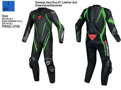 Dainese Assen One Piece and two piece Leather Motorcycle Race Suit
