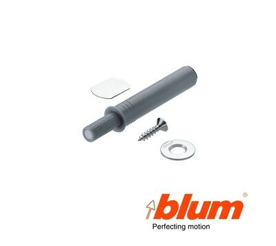 BLUM TIP ON  Short  Magnetic Grey 955.1004 Tip-on Drawers Cabinets push to open