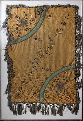 French Silk Tapestry