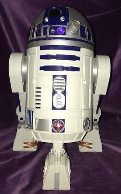 Star Wars R2-D2 Interactive Astromech Droid Voice Activated Robot