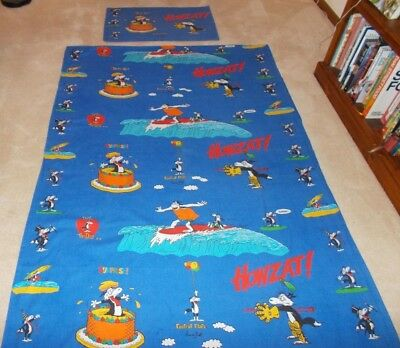Footrot Flats~Single~Quilt Cover & Pillow Case~Dog & Wal Characters~Murray Ball