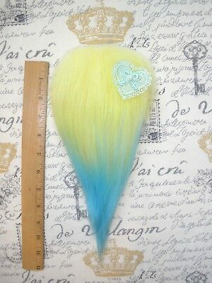 Troll Doll Wig Hair Mohair Replacement for Vintage or New Dam Scandia Wishnik 6