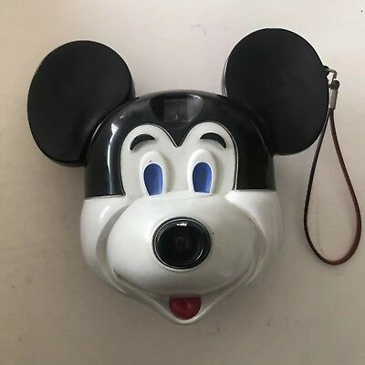 Vintage Disney Mickey Mouse Film Camera Mick-A-Matic
