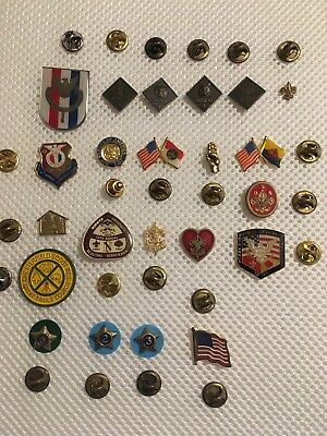 BOY/ CUB SCOUT PIN LOT of 22 PINS