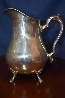 Tiffany & Co. Sterling Silver Pitcher - Excellent Condition!