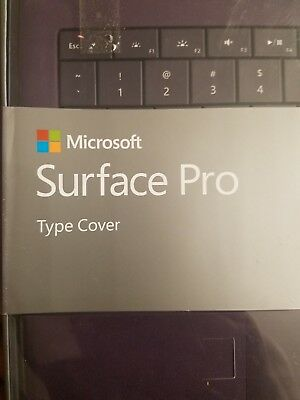 Microsoft Surface Pro Type Cover  Wireless Keyboard