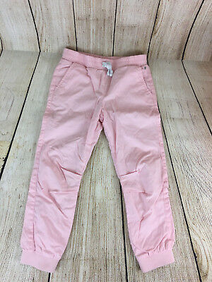 Girls Carter's lined Pants Size 6x Pink