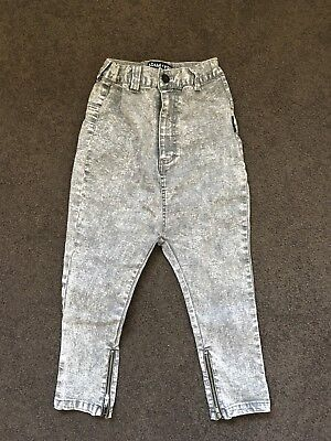 Adam And Yve Drop Crutch Jeans Size 5