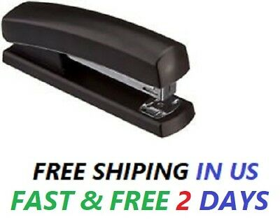 Basic Stapler With 1000 Staples Capacity Office Desk Accessories Supplies Home