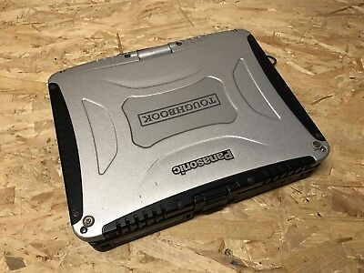 "Panasonic Toughbook CF-19 MK6,Intel Core i5-3320M,2,6Ghz,4GB,120GB,""A-WARE"""