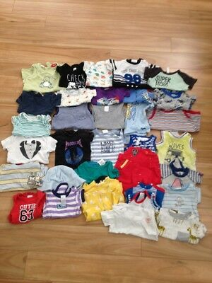 Boys mixed bulk lot spring/summer 97 ITEMS size 0000-2 good used condition