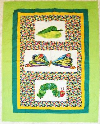 The Very Hungry Caterpillar floor quilt - used