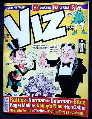 Viz Comic Magazine issue 230 - British adult comic