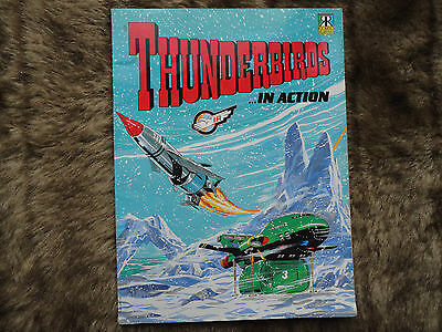Thunderbirds...In Action. Ravette Books Comic Albums. 1992