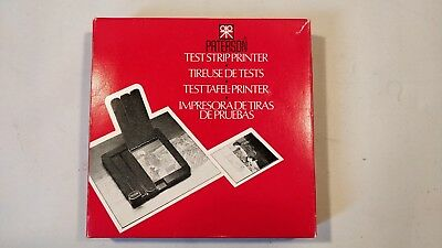 "Paterson Test Strip Printer 5x4"" (12.7x10.2cm)"