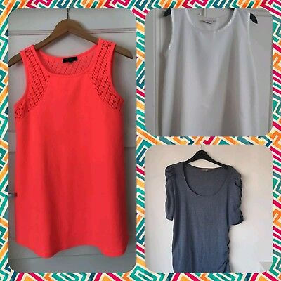 Bundle Maternity Summer Tops Size 10
