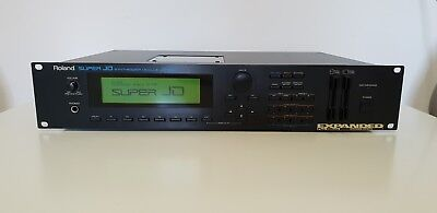 Roland JD 990 JD990 JD-990 Rack Super JD Synthesizer Modul 19 Zoll Poly Synth