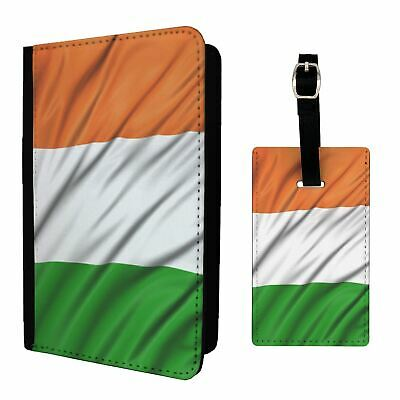 Countries Flags New Zealand Luggage Tag /&//OR Passport Holder T2355