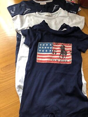 9-12 months boys clothes short play suits next baby and Ralph Lauren
