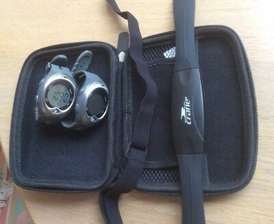 Heart Rate Monitor – Two Watches (One Needs Battery ) With Case