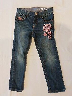 Baby gap girl Jeans size 4