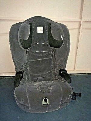 Safe - n - Sound Baby or Child Car Seat with Active Head Restrain Gray Velvet