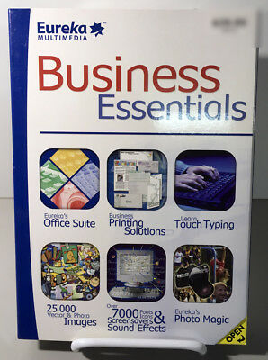 Business Essentials Office Software -  NEW SEALED