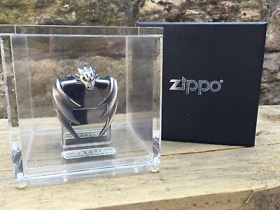 Zippo 3D Guardian Dragon Anne Stokes Only 2500 Produced (ULTRA RARE)