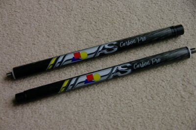 Arc Systeme Carbon Pro Side Rods / Short Rods