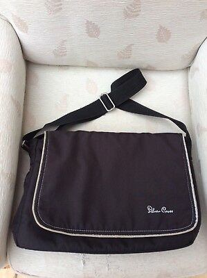 SILVERCROSS CHANGING BAG Black Excellent Condition
