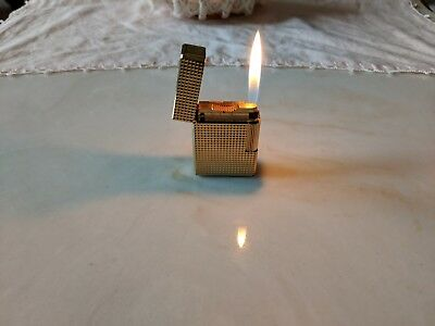 ST Dupont Ligne 1 Lighter, Used No Box, Very Good Cond. Works Perfectly See Pics