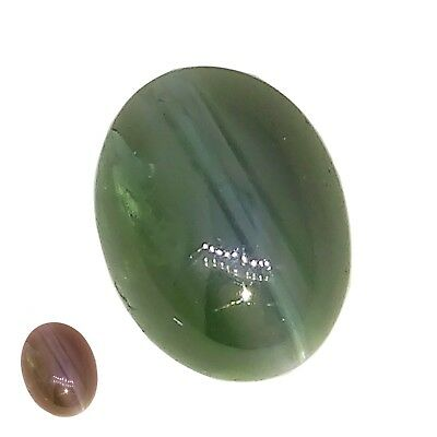 Cats eye alexandrite 0.63ct Natural Loose Gemstones.