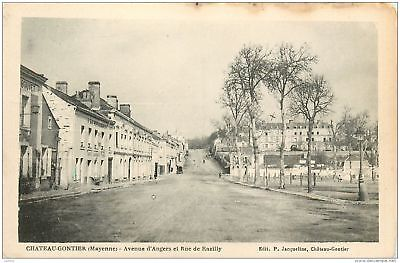 53-Chateau Gontier-N°C-3007-F/0093