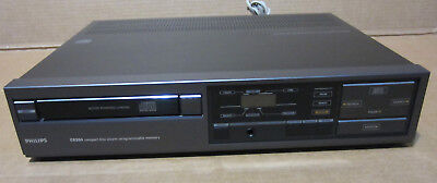 Philips CD 204 HIGHEND VINTAGE CD Player  Top gepflegt OPT : BEST condition.! 1A