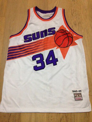 Maillot NBA Charles BARKLEY / Hardwood Classic / neuf sans étiquette Taille XL