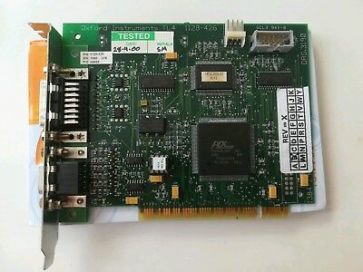 Oxford Instruments TL4 1128-426 PCI CardRev X