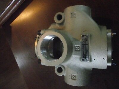 "NEW ROSS Pneumatic Air Pilot Operated Poppet Valve 3/2-way 1-1/2"" 2753A8011"