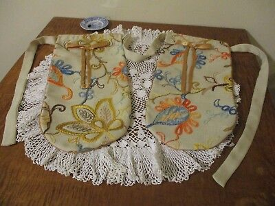 18th Century Colonial Reproduction Womens' Pockets
