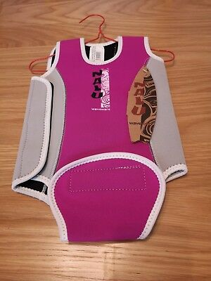 Nalu Baby Wetsuit 12-18 Months brand new never used.