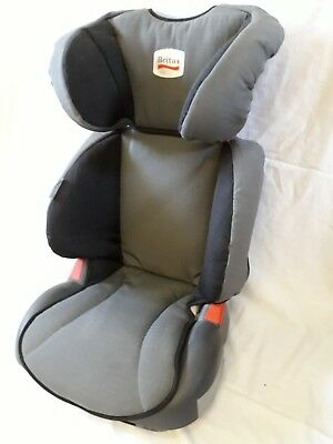 Britax Hi-Liner Child Car Booster Seat Group 2-3 15-36Kg Back Support