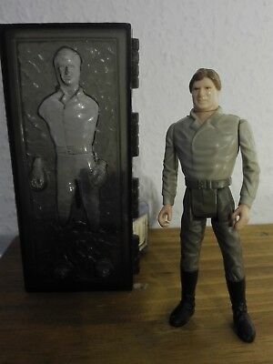 Star Wars Han Solo Carbonite LFL 1984