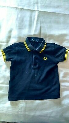 Fred Perry Kids Polo Shirt, 6-12months