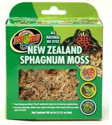 Zoomed New Zealand Sphagnum Moss 150g (8,66 EUR pro 100 g)