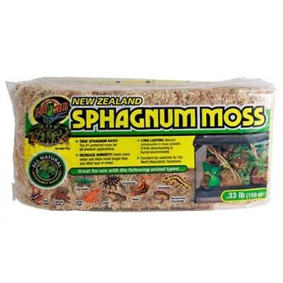 Zoomed New Zealand Sphagnum Moss 1,31l (6,56 EUR pro l)