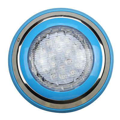 AC 24V 18W RGB Swimming Pool Light Spa Light LED Underwater Light Waterproof