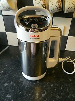 Tefal White Collection Easy Soup Maker 1000W
