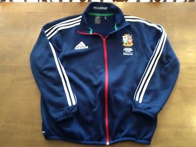 "British and Irish Lions Rugby 2013 Official Supporter Tour Top Adult 46/48""Chest"
